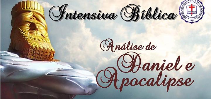 Análise de Daniel e Apocalipse - Intensivacapa