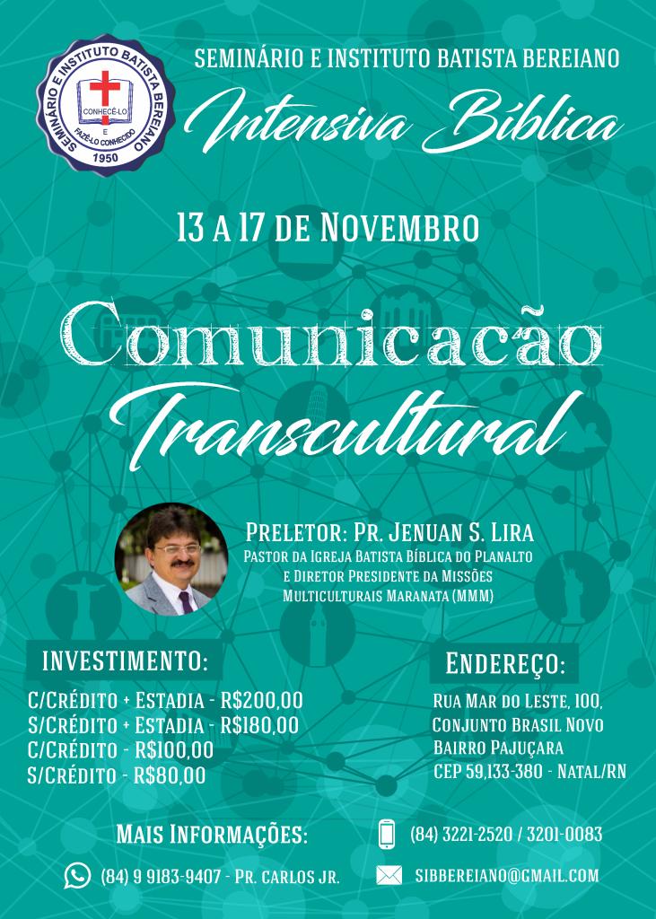 Comunicação Transcultural